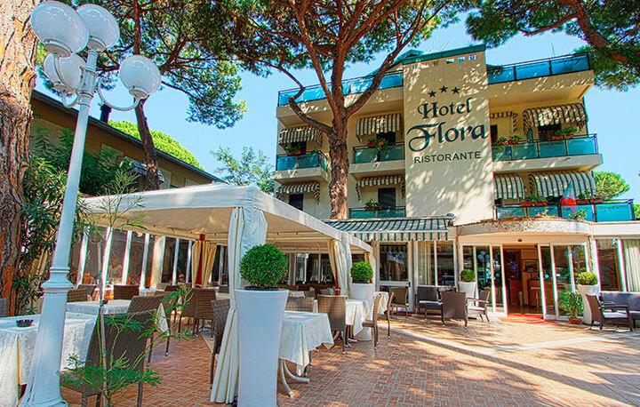 hotel 3 stelle in centro a milano marittima hotel flora